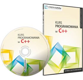 Kurs #Programowania w #C++ http://strefakursow.pl/kursy/programowanie/kurs_programowania_w_c.html