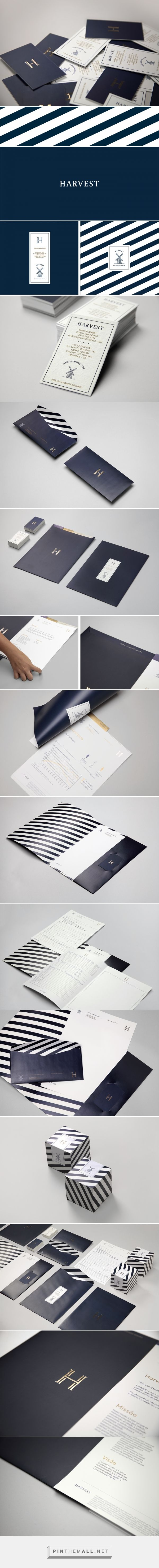 Harvest Branding on Behance | Fivestar Branding – Design and Branding Agency & Inspiration Gallery
