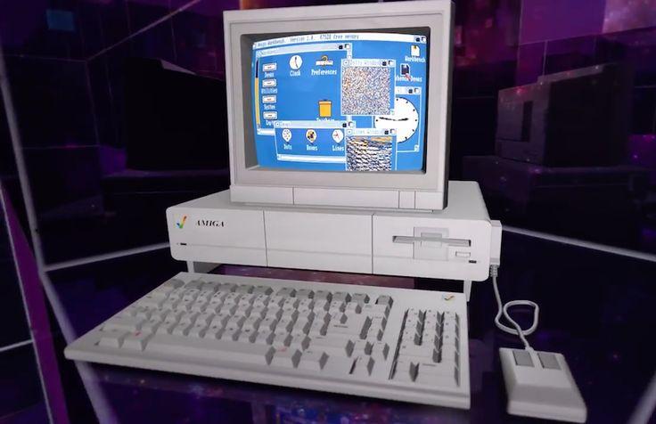 """""""Viva Amiga"""", la historia del ordenador al que temía Steve Jobs - http://www.actualidadiphone.com/viva-amiga-la-historia-del-ordenador-al-que-temia-steve-jobs/"""