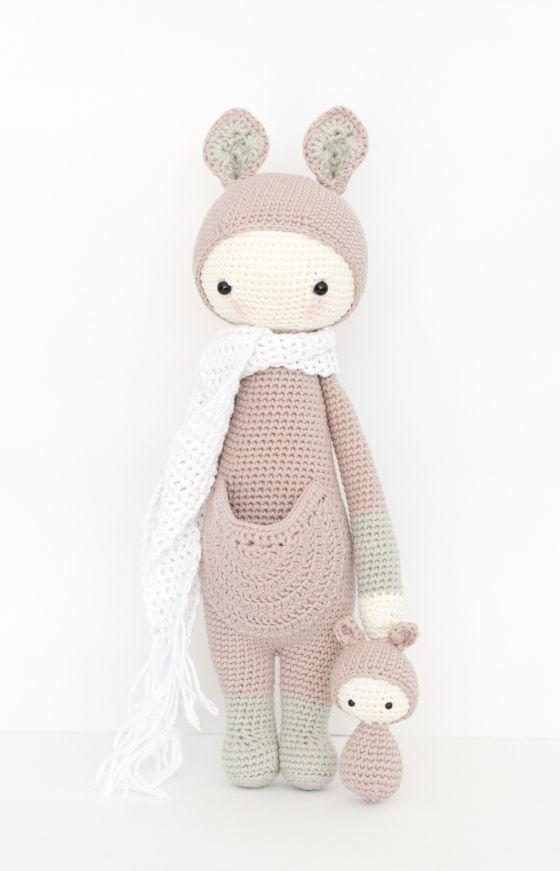 Kira, the kangaroo | Amigurumis proyectos | Pinterest | Agujas ...