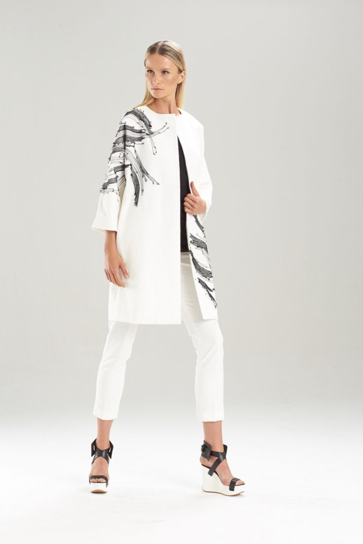 Josie Natori Resort 2016 - Collection - Gallery - Style.com