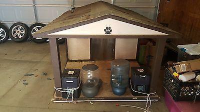 Used Extra Large Dog House - Good Shape!!