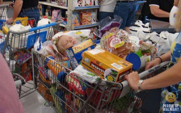 The People of Walmart