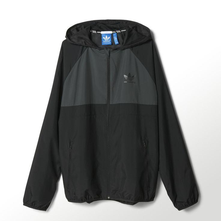 Health Goth // Adidas /  ADV Wind Jacket