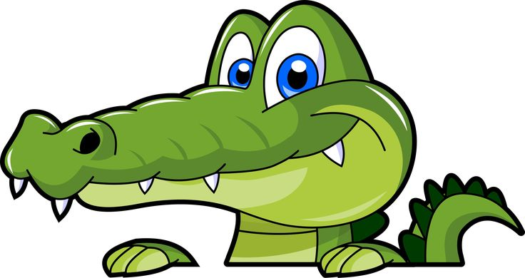 a05 03 cartoon alligator face Funny and Hilarious: Funny Cartoon Crocodile
