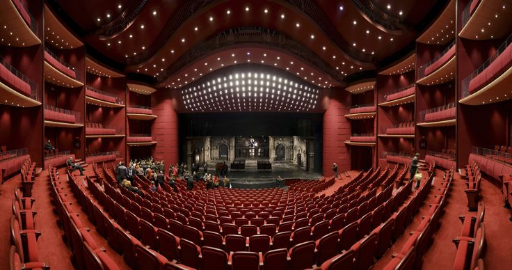 Teatrul Naţional Bucureşti