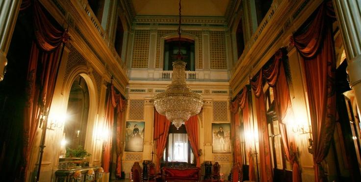 #Palacio #Cousiño - #Hall