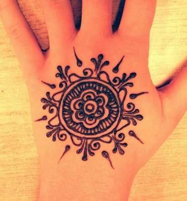 Bildergebnis für henna designs for beginners step by step
