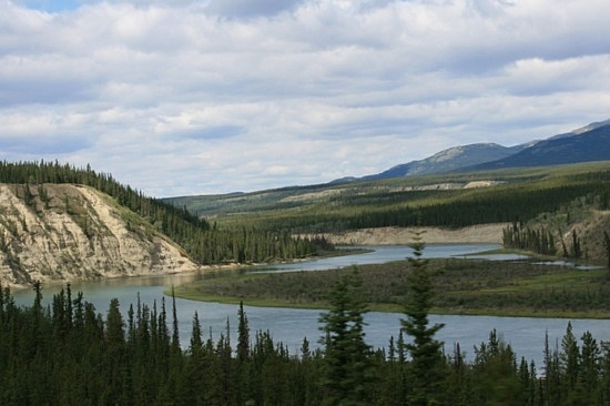 The Yukon River <3