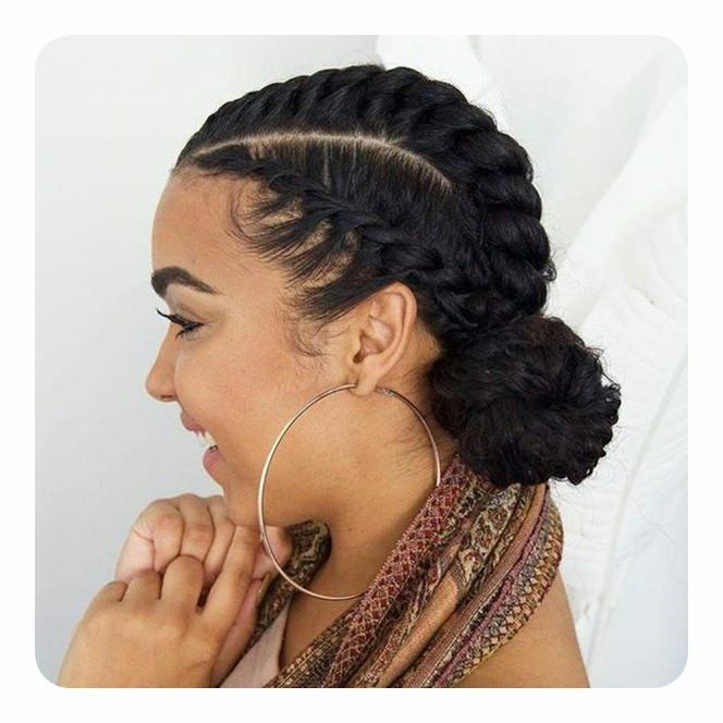 The Best Hairstyles to Travel In: Natural Hair Travel Guide in 2020   Natural hair braids ...