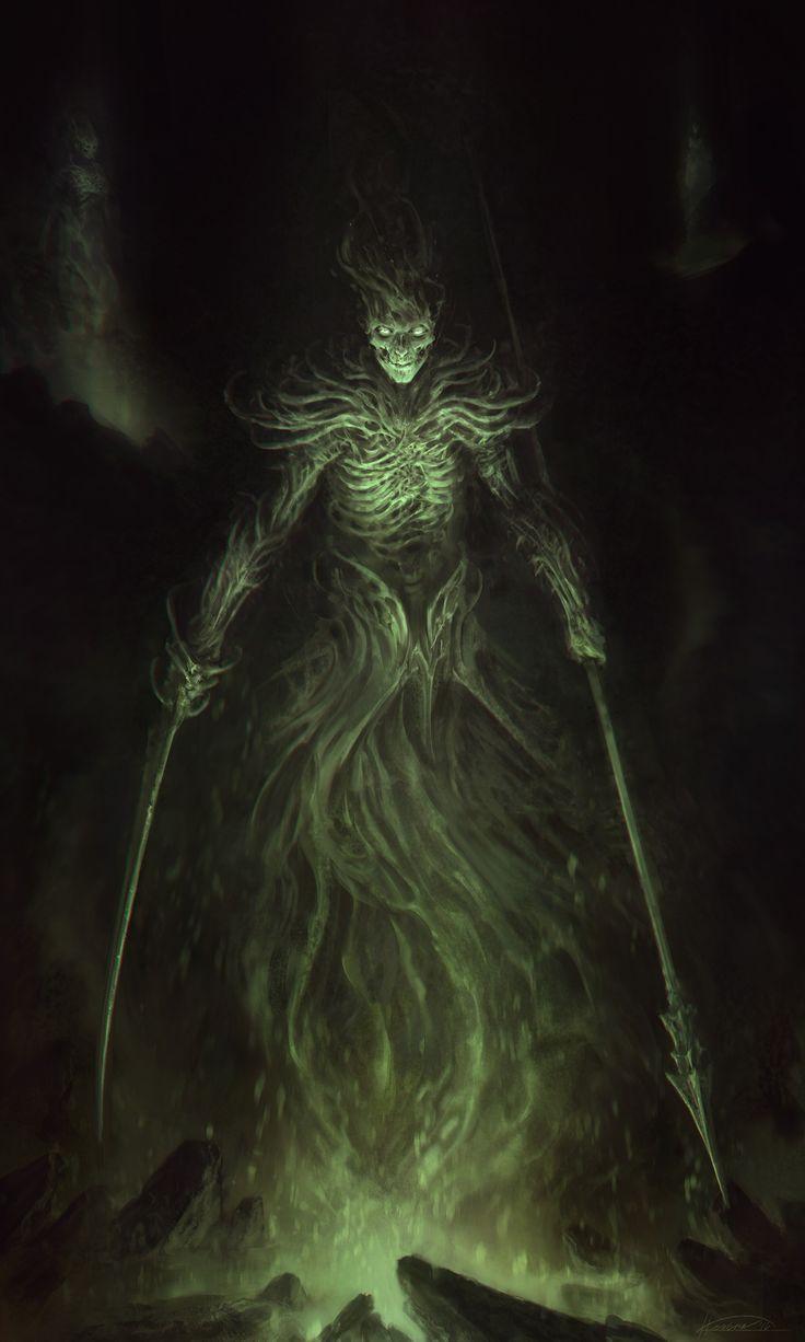418 best Fantasy - Undead images on Pinterest | Fantasy ...