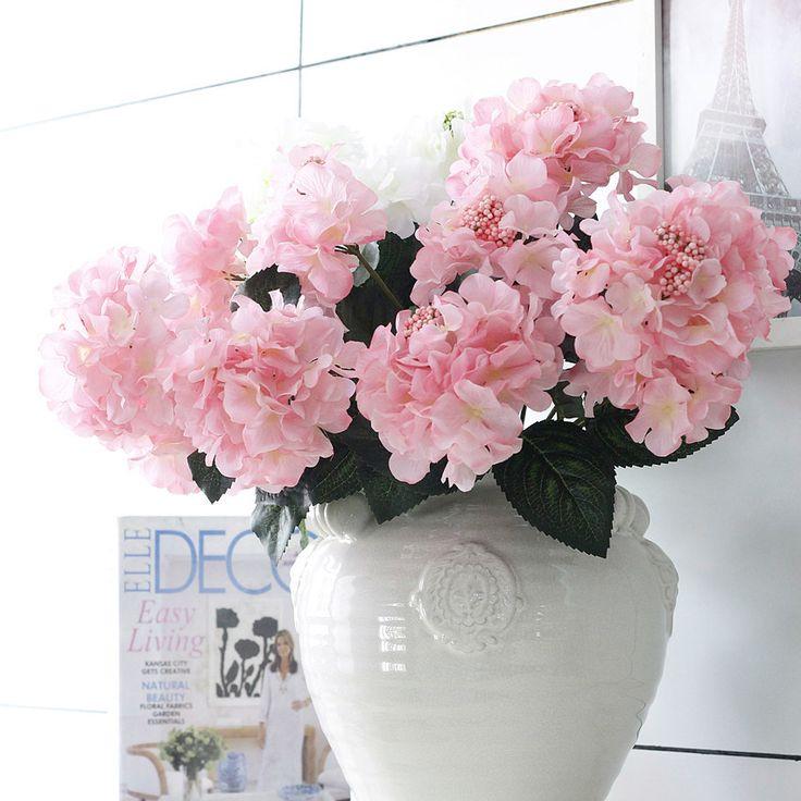89 best Silk Flowers - Create pretty gardens, decorate events ...