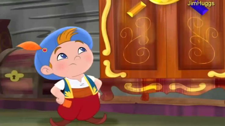 Jake And The Never Land Pirates - 'Pirate Genie Tales' - Hd 720P 2014