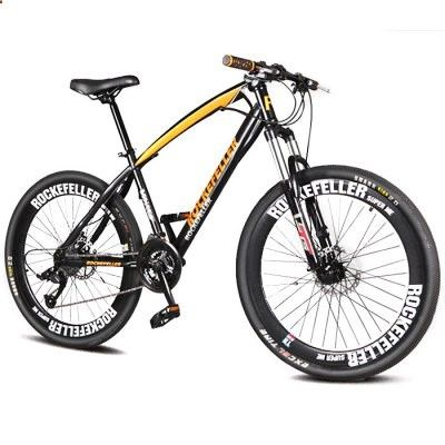 Just US$564.14, buy Rockefeller 21 Speed 50mm Rim Mountain Bike online shopping at GearBest.com Mobile.