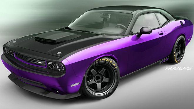 SRT Challenger BAM!!! V10?