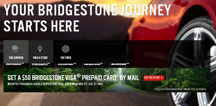 if you want to save on tires then you need to check out the post on bridgestone tire coupons right here
