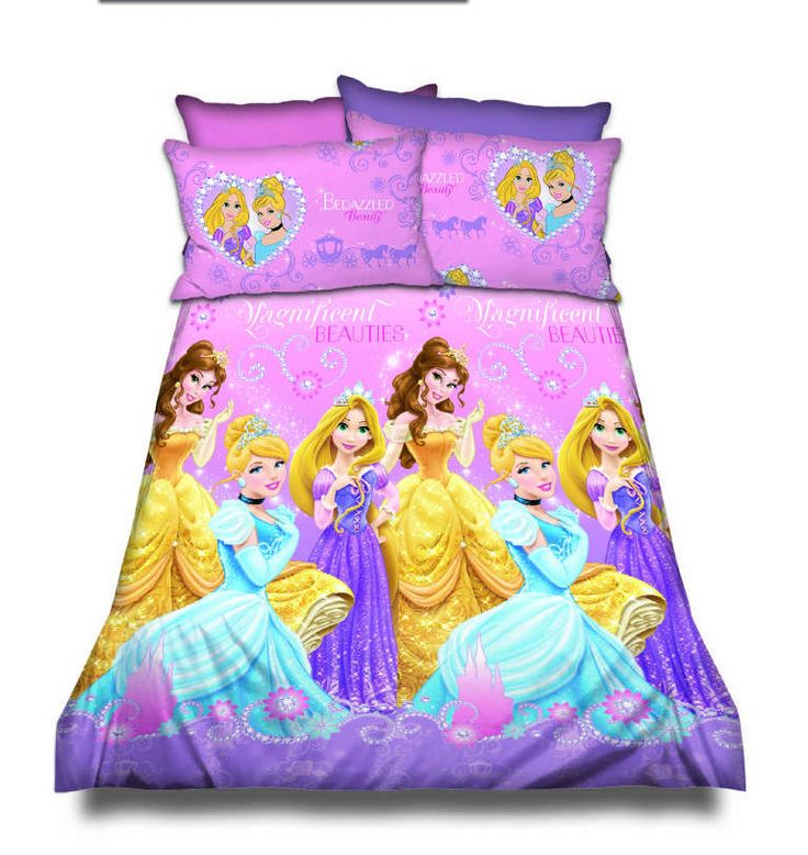Single Princess duvet set @ R375  For more info & orders, email SweetArtBfn@gmail.com or call 0712127786 (SA Shipping available @ R45)