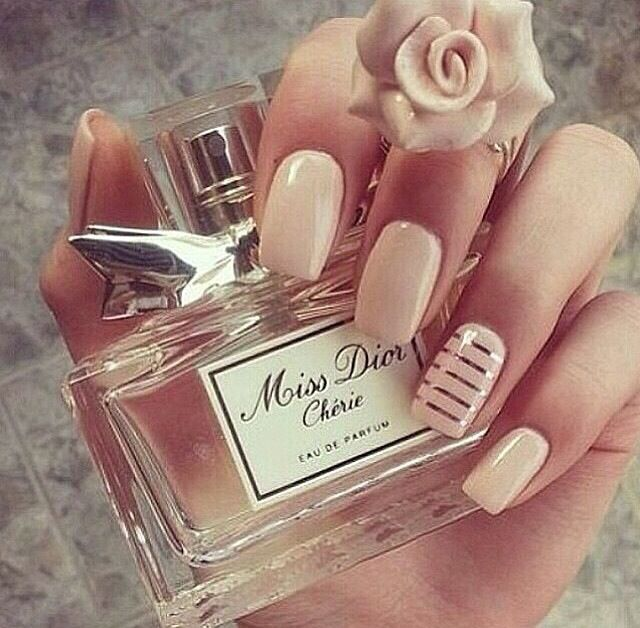 Classy nails                                                                                                                                                      More