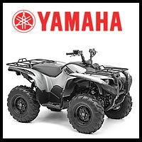 2015 Yamaha ATV for sale.