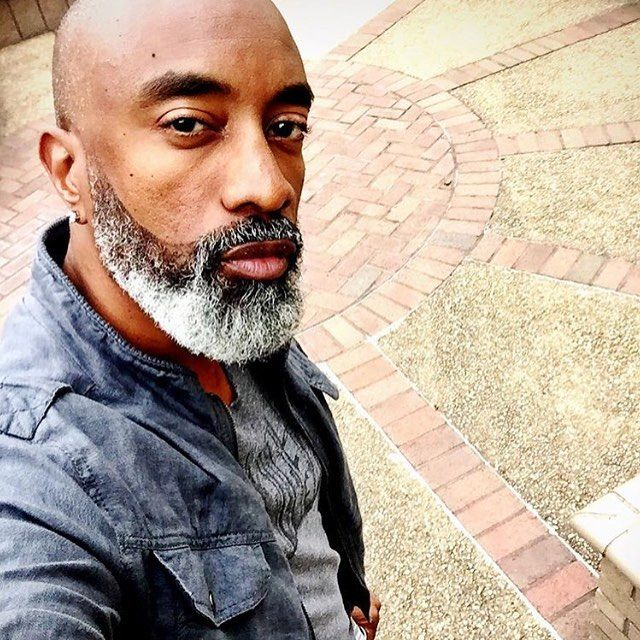 african american black men beards