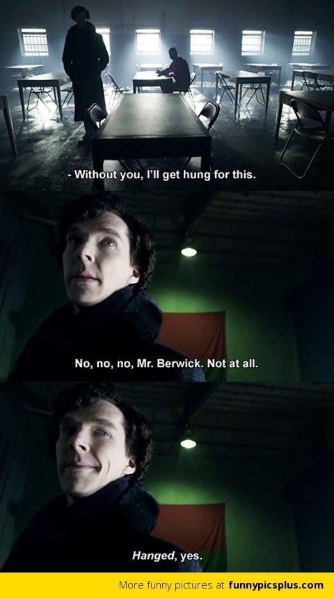 Sherlock – The Grammar Police