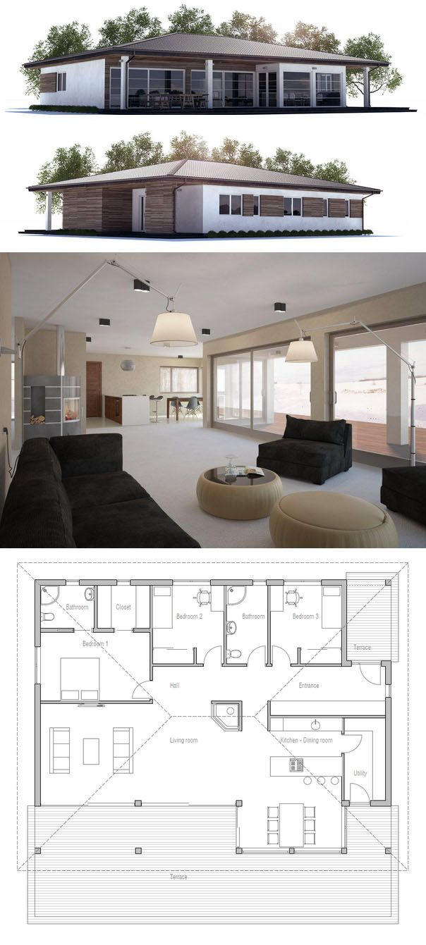 88 best Haus images on Pinterest | Future house, My house and Facades