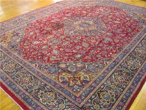 9' 11 x 12' 10 Mashad Rug  on  Daily Rug Deals