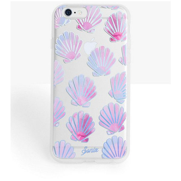Sonix Cases Shelly Iphone 6 Phone Case ($34) ❤ liked on Polyvore featuring accessories, tech accessories and multi