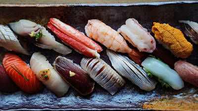 Best sushi restaurants in America for sushi, sashimi and sake