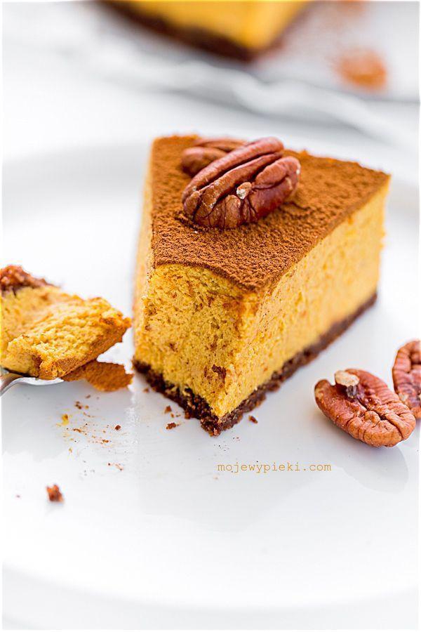 Pumpkin & Cinnamon Cheesecake