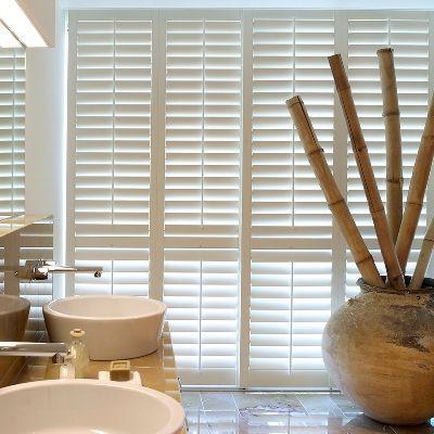 Woodbury bathroom - Just Blinds