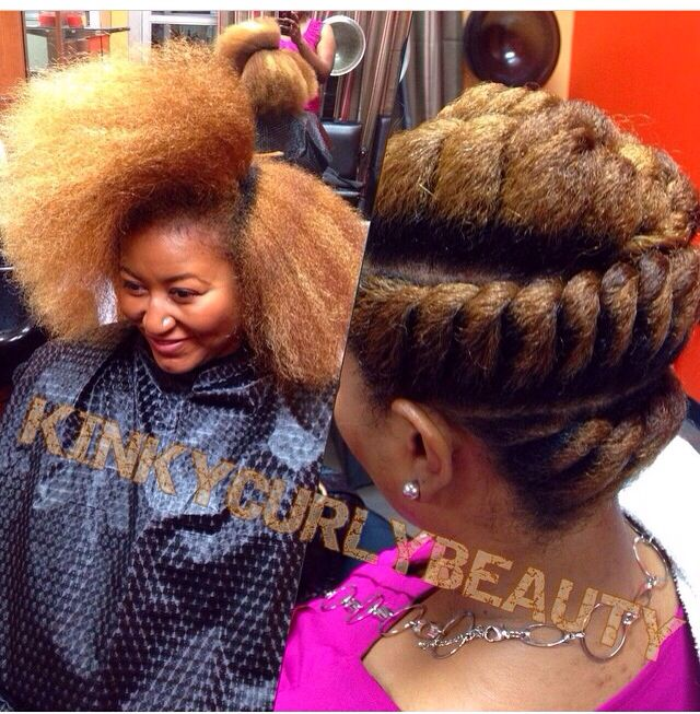 192 best Protective Styles for Transitioning to Natural Hair ...