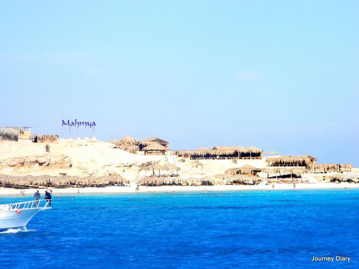 Mahmya - the most beautiful island in Egypt
