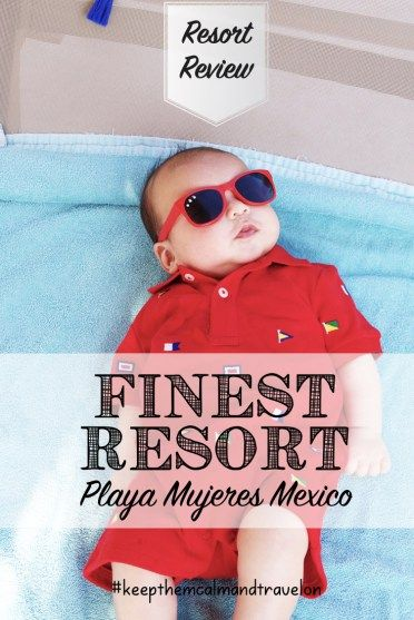 Looking for the best family friendly resorts in Mexico? Here is my review of the Finest Resort in Mexico, which I think is one of the best family-friendly
