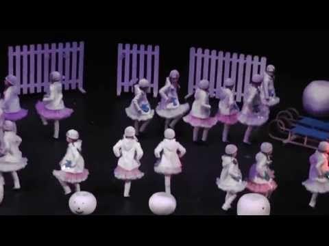 """MINI SHOW DANCE - Marverci """"Zima veliká"""" - YouTube"""
