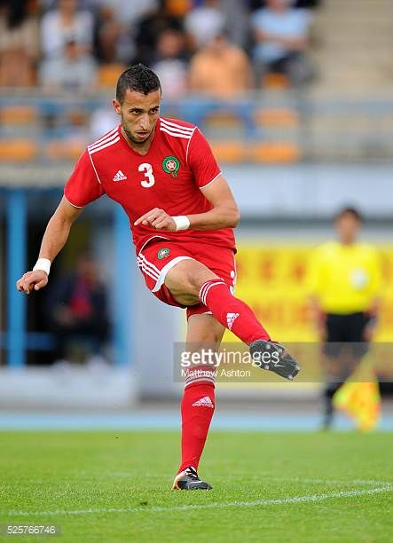 Mohammed Abarhoun of Morocco