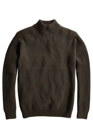 Rib Turtle Neck from the Next