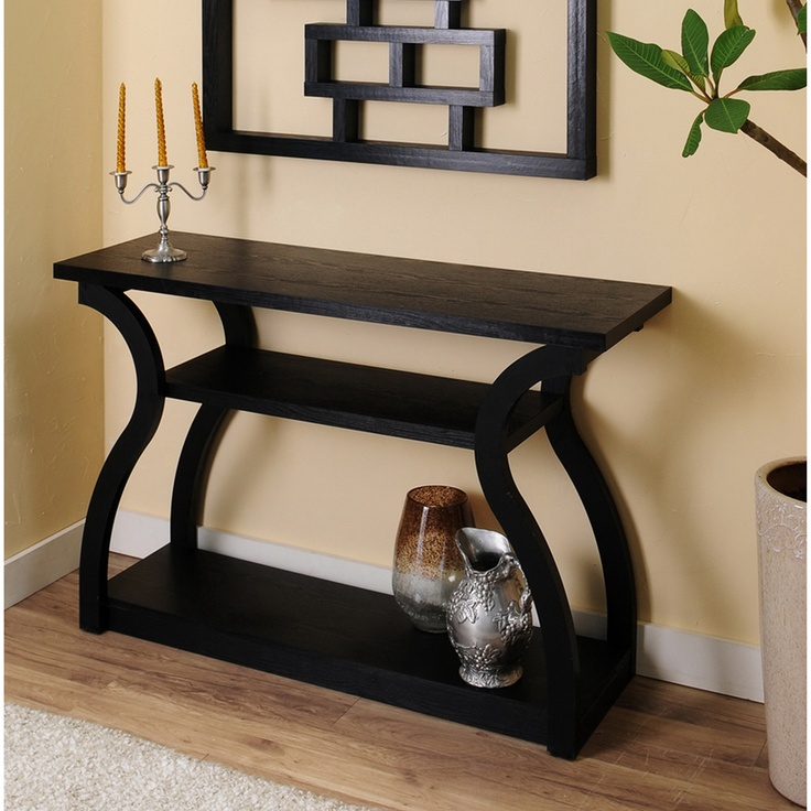 Overstock Foyer Furniture : Best black entryway table ideas on pinterest foyer