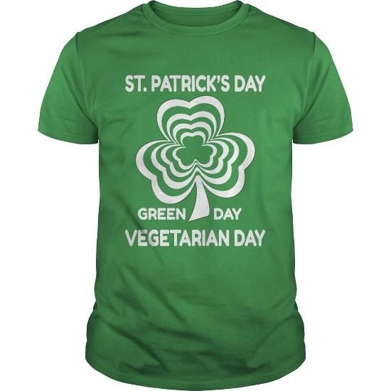 ST PATRICKS DAY SHIRT FOR VEGETARIAN