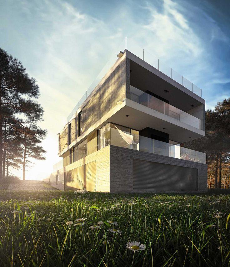 Autores: Arq. Sebastián Cseh - Arq. Juan Cruz Catania. #arquitectura #architecture