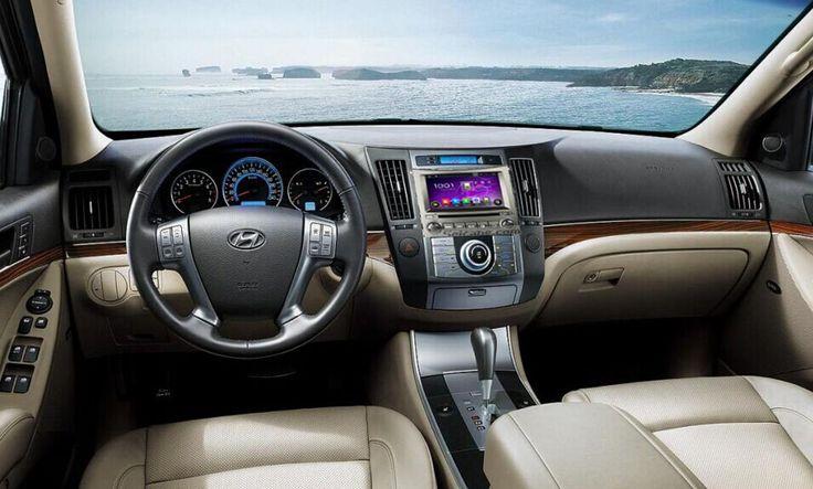 Simple 10 steps to install 2006 2007-2011 Hyundai Veracruze Radio with GPS navigation system