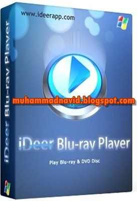 iDeer Blu-ray Player 1.1.5.1106 Free Download ~ Tech Journey  iDeer Blu-ray Player is a multimedia player for playing Blu-ray, DVD, video, auido, music, photo on PC. And, it can play Blu-ray and DVD playback in ISO format.    Play all Blu-ray and DVD Disc   Play commercial Blu-ray or DVD in different regions.   Load disc directly from Blu-ray disc or folder.