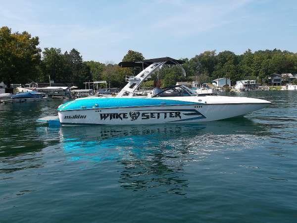 2013 MALIBU Wakesetter 22 MXZ Richland MI for Sale 49083 - iboats.com
