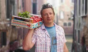 jamie oliver god of food