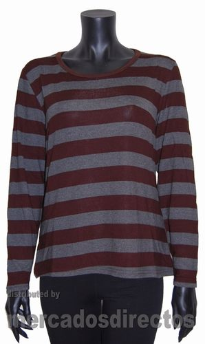 Suéters y Jerseys de Mujer con Estampados de Rayas de Colores. Tienda outlet de ropa.