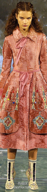 #Farbbberatung #Stilberatung #Farbenreich mit www.farben-reich.com Fendi Fall 2016 Haute Couture   Purely Inspiration