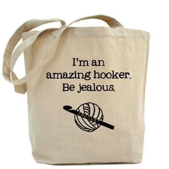 Bahaha! Crochet humor...I want this!