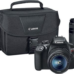#Save $50?$200 on #Select #Nikon #DSLR #Cameras, Plus Free Shipping and Free #Shutterfly Photo Book #Canon - #EOS Rebel T6 DSLR Camera with EF-S 18-55mm IS II and EF 75-300mm III lens at:-