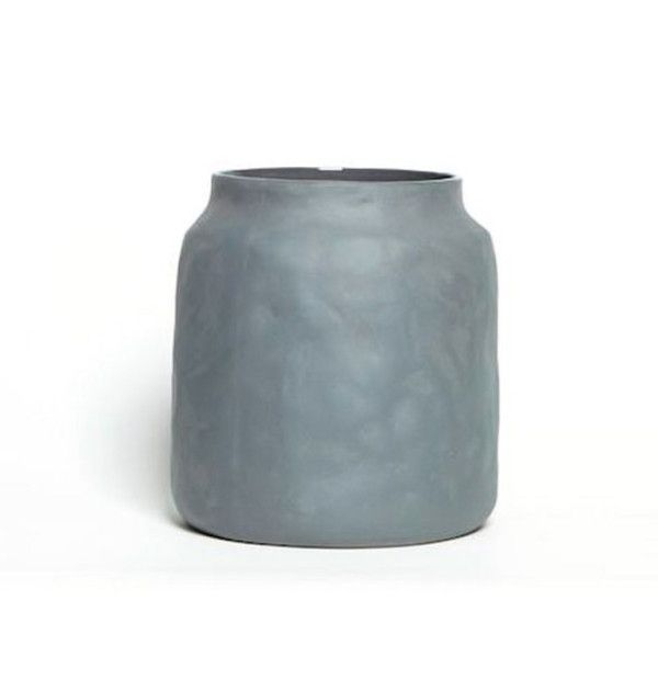 flax kitchen pot - charcoal