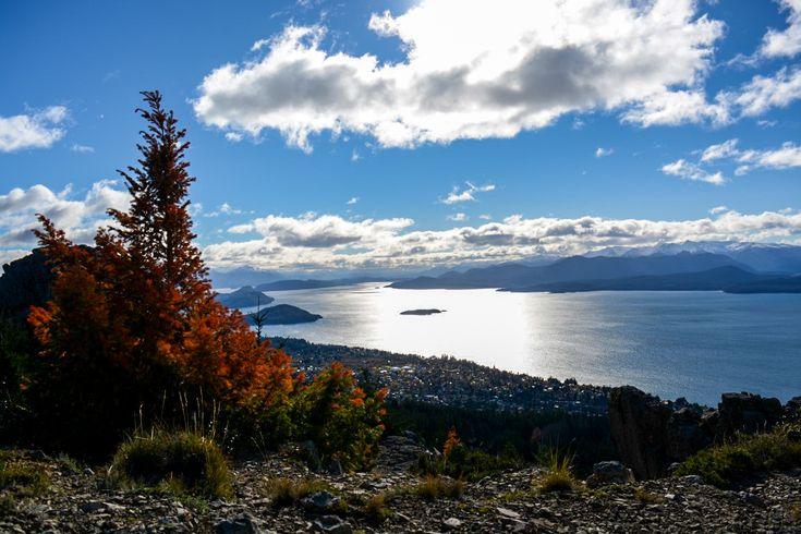 Outono com cara de outono em todas as partes de Bariloche
